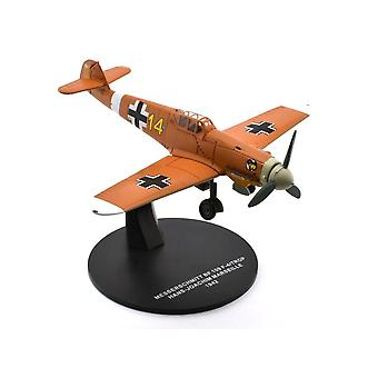 Messerschmitt Bf 109 F-4 TROP (1942) Diecast Model Airplane