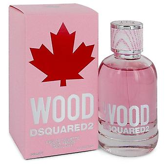 Dsquared2 tre eau de toilette spray av dsquared2 548339 100 ml