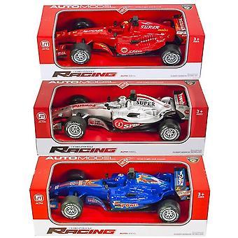Rennwagen Formel 1 Great Toy Car Friction mit Licht & Sound 36cm