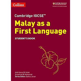 Cambridge IGCSE TM Malay as a First Language Students Boo
