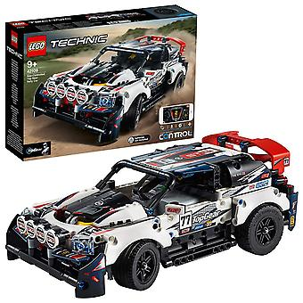 LEGO 42109 Technic CONTROL - Guida tramite App-Controlled Top Gear Rally Car RC
