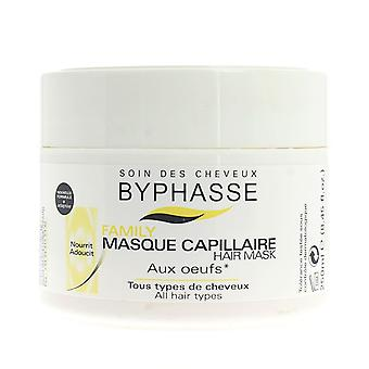 Byphasse Egg Mask All Types Of Hair 250 ml