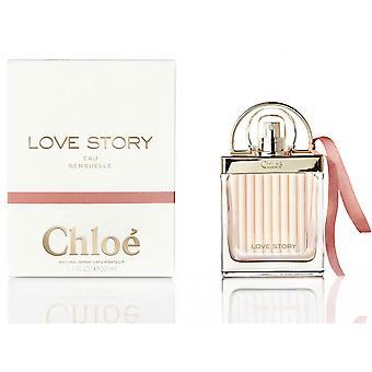 Love Story Sensual Water - Perfume Water