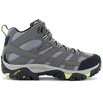 Merrell Moab 2 MID GTX J19884 Women's Hiking Shoes Grey Sneakers Sports Shoes