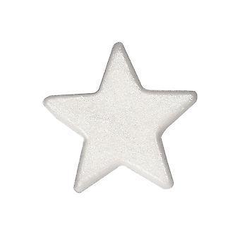 Culpitt Silver Lustre Sugar Star