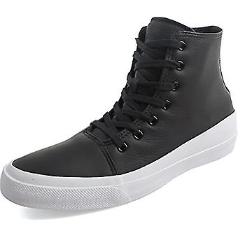 Converse All Star Quantum High Men's Shoes Black/White/Volt 153648c