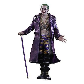 "Suicide Squad Joker Purple Coat 12"" 1:6 Scale Action Figure"