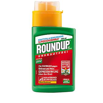 ROUNDUP® AC Concentrate, 250 ml