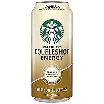 Doubleshot Vanilla-( 444 Ml X 12 Bottles )