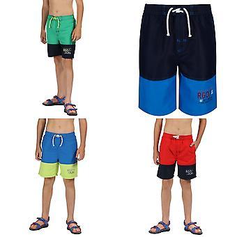 Regatta Childrens/Boys Shaul II Swim Shorts