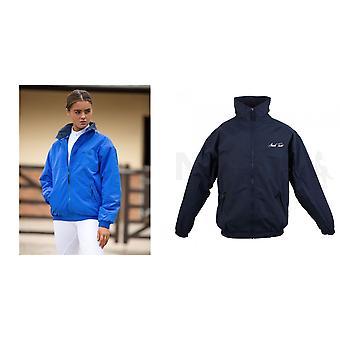 Mark Todd Childrens Fleece Lined Blouson Jacket