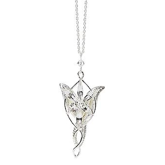 Lord of the Rings Arwen Evenstar Roestvrijstalen ketting