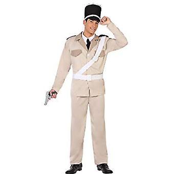 Männer Kostüme Männer Gendarmes Polizei Kostüm