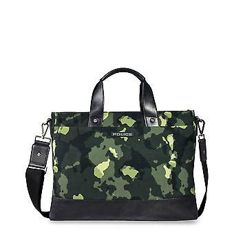الشرطة الأصلي الرجال كل سنة حقيبة - اللون الأخضر 32614