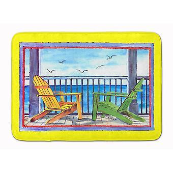 Адирондак стулья желтая машина моющийся памяти пены Матем
