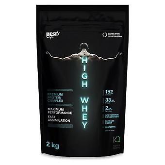 Best Protein High Whey 2000 gr