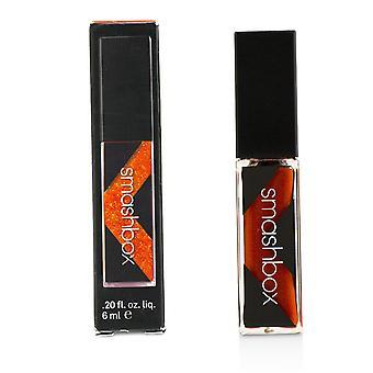 Seien Sie legendäre lange tragen Lippenlack - Orange Crush 6ml/0,2 Unzen