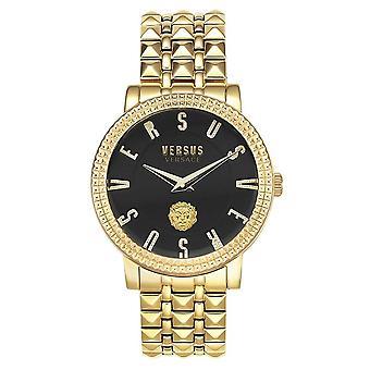ساعة يد فيرساتشي VSPEU0519 نسائية ' s بيغال لون ذهبي