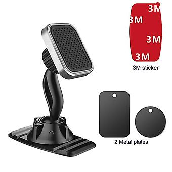 Bakeey strong magnetic dashboard car phone holder mount 360º rotation 4.0-7.0 inch smart phone for iphone 11 pro max for samsung xiaomi redmi note 8