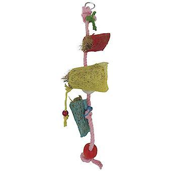 Ica Basket Material Nest Ristra (Birds , Toys)