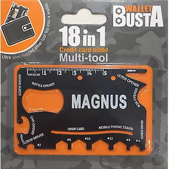 Multitool Multitool MAGNUS credit card debit card