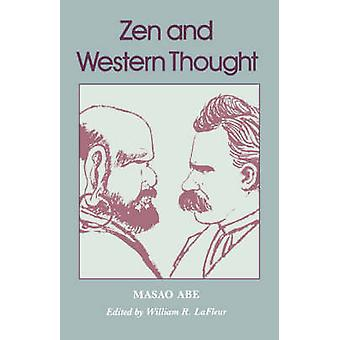 Abe Zen and Western Thought Pa von Abe & Masao