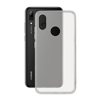 Mobile kansi Huawei P Smart Plus 2019 KSIX Flex TPU läpinäkyvä