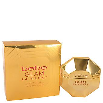 Bebe Glam 24 Karat by Bebe EDP 100ml