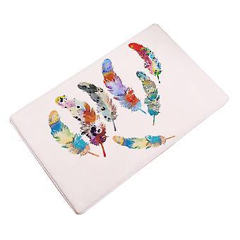 Tapis de plumes
