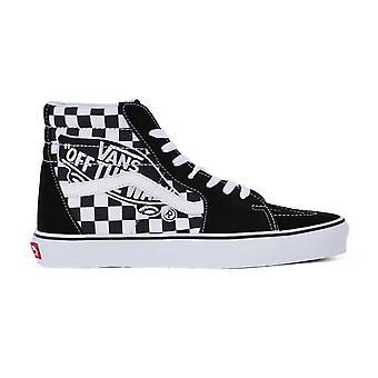 Vans SK8 HI Patch VA38GEUPV skateboard all year women shoes