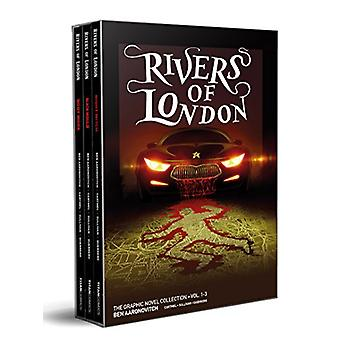 Rivers of London - Bände 1-3 Boxed Set Edition von Ben Aaronovitch -