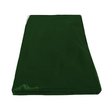 Jeux de chambre assortis Futon Matelas COVER ONLY, Double 2 Seater en vert. Disponible en 11 couleurs