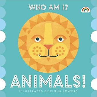 What Am I? Animals by Fiona Powers - 9781784681852 Book