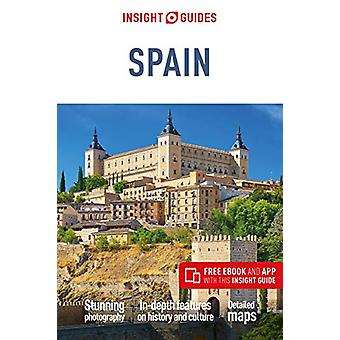 Insight Guides Spain (Travel Guide with Free eBook) by Insight Guides