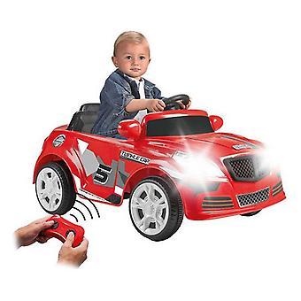 Children's Electric Car Feber Red