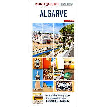 Insight Guides Flexi Map Algarve by Insight Guides - 9781786718792 Bo