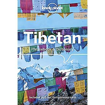 Lonely Planet Tibetaanse Phrasebook & Woordenboek door Lonely Planet -
