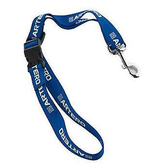 Artero Blue Belt With Logo Artero Artero (Dogs , Collars, Leads and Harnesses , Leads)