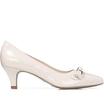 Jones Bootmaker Womens Pointed Court Shoe