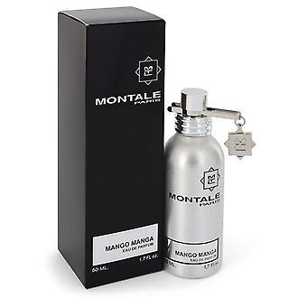Montale Mango Manga Eau De Parfum Spray von Montale 1,7 oz Eau De Parfum Spray