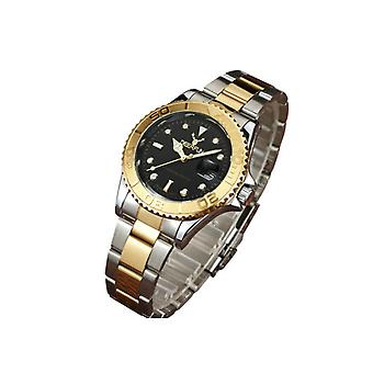Genuine Deerfun Homage Watch Black Silver Gold Two Tone Smart Watches Direct Sale