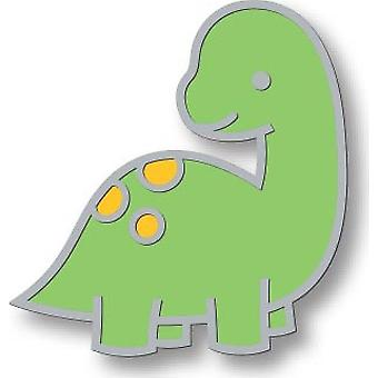 Gazon Fawn Dino-Mite Emaille Pin