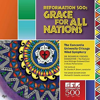 Bocook / Fischer - Reformation 500: Grace for All Nations [CD] USA import