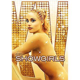 Showgirls (1995) [DVD] USA import