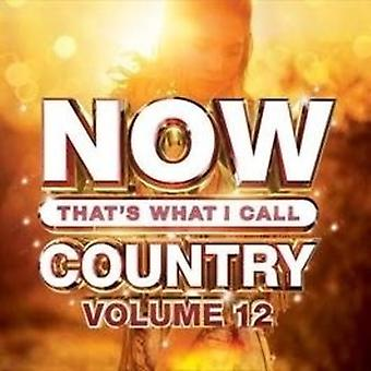 Now Country 12 [CD] USA import