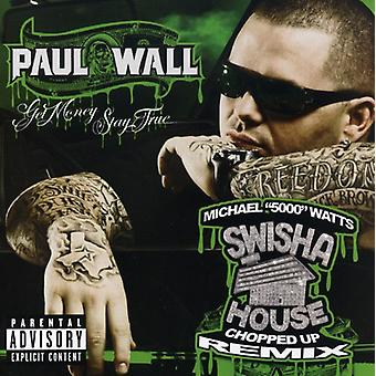 Paul Wall - Get Money Stay True-Chopped & Screwed [CD] USA import