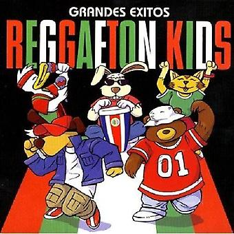Reggaeton Kids - Grandes Exitos [CD] USA import