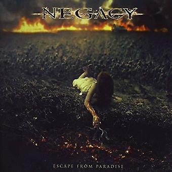 Negacy - Escape From Paradise [CD] USA import