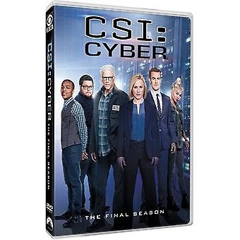 CSI: Cyber: importación USA Final de temporada [DVD]