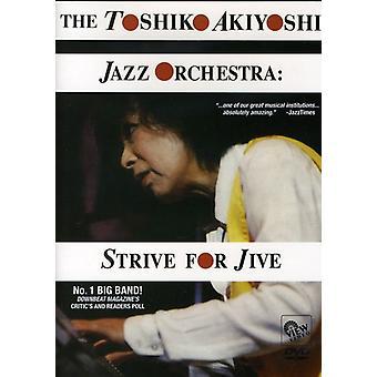 Strive for Jive [DVD] USA import